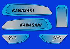 1971 Kawasaki H1A - Mach III decal set