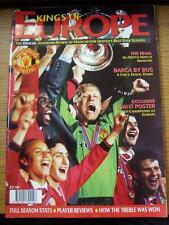 1998/1999 Manchester Untied: Kings Of Europe, The Official Souvenir Review Of Ma