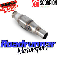 Scorpion Clio RS 200 / Clio 197 Sports Cat Stainless Performance Exhaust SRNX023