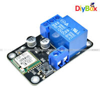 ESP8285 Wifi DC12V Smart Self-lock Switch Delay Relay Module By APP IOS Android