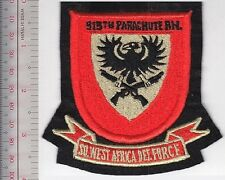 South West Africa Defence Force SWADF Army 913th Parachute Battalion Airborne Bl