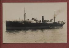 SS Clan Alpine. Sunk by U-Boat U-107  1943   qp378