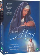 Mary, Mother of Jesus (1999) Christian Bale, Pernilla August DVD *NEW