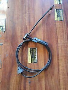 Ford Fairmont EB Bonnet Release Cable Genuine.