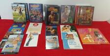 Huge Beach Body Workout & Fitness DVD Lot with Booklets / 5 Still Factory Sealed