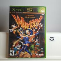 Whacked! ( Original Xbox ) TESTED