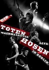 DVD * DIE TOTEN HOSEN ~ MACHMALAUTER ~ LIVE IN BERLIN # NEU OVP