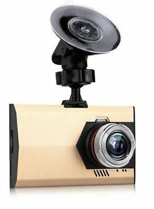 "HD 1080P Camera G-sensor Car Dash Cam 3.0"" DVR Video Recorder"