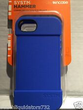 Incase -SYSTM Hammer Case for Apple® iPhone® 5 and 5s- Blue  SY10062 BRAND NEW !