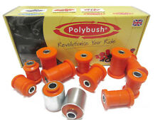 Polybush Vehicle Bush Set for VW T4 Transporter, To 70-T-199-000, 90-96: Kit180