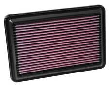 K&N 33-5016 Air Filter for Renault Kadjar Nissan Qashqai Rogue X-trail 14-16