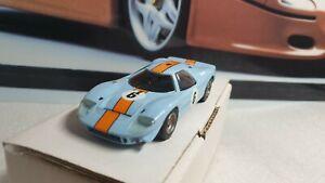 TENERIV - FORD MIRAGE - SPA 1967  - 1/43 SCALE RESIN MODEL  RACE CAR