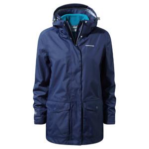 Craghoppers Women's Madigan II 3 in 1 Waterproof Jacket NEW RRP £ 130
