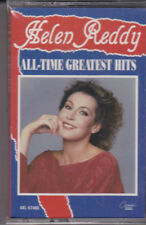 New Sealed Cassette Helen Reddy All Time Greatest Hits Has All 3 #1s Last Copy