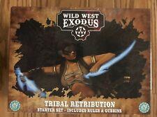 Wild West Exodus: Tribal Retribution Starter Set
