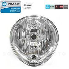 GRUPPO OTTICO FARO ANTERIORE ORIGINALE PIAGGIO BEVERLY TOURER 125 250 400 2010