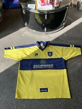 West Bromwich Albion 1999-01 Patrick West Bromwich Building Society Away Shirt