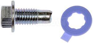 Engine Oil Drain Plug fits 1999-2011 Workhorse W20,W22 W24 P30  DORMAN - AUTOGRA