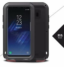 LOVE MEI Shock Water Proof Aluminum Metal Case Cover For Samsung Galaxy S8