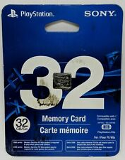 Official Sony 32 GB OEM Memory Card for PlayStation Vita PSV PSV22041  Sealed