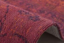 Tapis rouge pour le salon, 200 cm x 290 cm