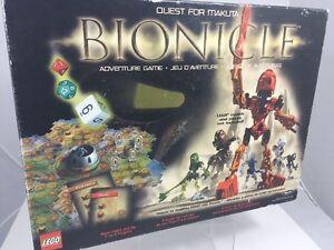Lego Bionicle 31390 Quest For Matuta Game 100% Complete