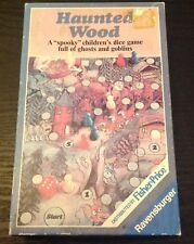 Ravensburger The Haunted Wood vintage game from 8
