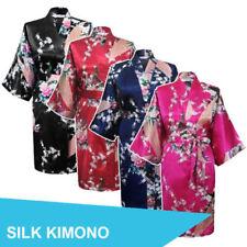 Animal Print Kimono Everyday Sleepwear for Women