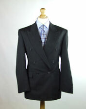 Men's Striped Double Breasted Suits