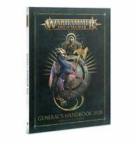 General's Handbook 2020 - Warhammer Age of Sigmar - Brand New!