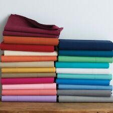 Cushy Bedding Deep Pocket Organic Cotton 1 Pc Bed Skirt Us Queen Size All Solid