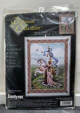 Janlynn Once Upon Time Counted Cross Stitch Kit Diana Thomas New #15-211