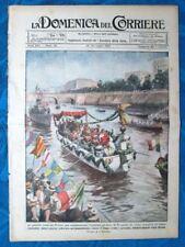 La Domenica del Corriere 18 luglio 1920 Premuda - Giacomo Miller - Giovanni Orth
