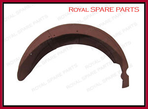 Matchless Rear Mudguard Primer Coated Raw Steel