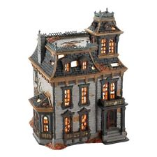 Dept 56 Halloween- Mordecai Mansion- #4025337- New in Box- RETIRED