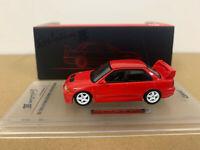 INNO Models! Mitsubishi Lancer Evolution III Red 1:64 Scale Die-Cast Model Car