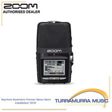 Zoom H2n Handy Stereo Portable Media Recorder