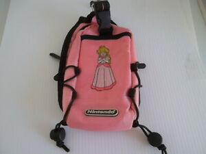 Original 90's Nintendo Switch N Carry Case Princess Peach game Boy