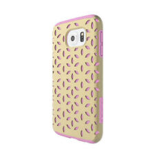 Incipio DualPro Detail for Samsung Galaxy S6 - Gold/Pink