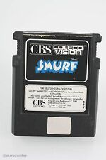 CBS Coleco Vision SMURF nur Modul Spiel Game