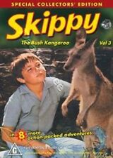Skippy The Bush Kangaroo - Vol. 3 NEW PAL Kids Series DVD Ed Devereaux Australia