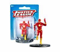 Flash Justice League DC Comics  Mini Figure Mattel CW Toy or Cake Topper NEW