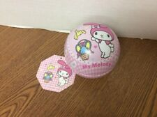 Hello Kitty Christmas Ornament  *Fillable  *NWT