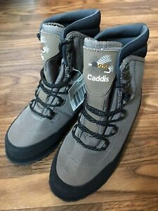 New Womens Caddis Northern Guide Ultralite Flyfishing Wading Boots