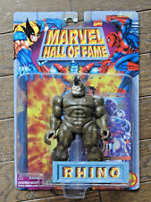 """RHINO - Marvel Hall of Fame by Toybiz 5 """" Action Figure #48733 NIP from Japan"""