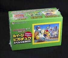 New Sealed Luigi Pikachu - Pokemon Card XY Break Special Box - Free Shipping
