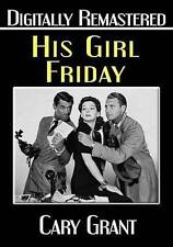 His Girl Friday - Digitally Remastered DVD