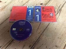 Jack Bruce and Paul Jones etc : Alexis Korner Memorial Concert - Vol.1 CD