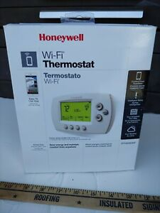 Honeywell Home Wi-Fi  Thermostat (RTH6580WF) new