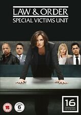 Law and Order- Special Victims Unit - Season 16 - DVD NEW & SEALED (6 Discs)